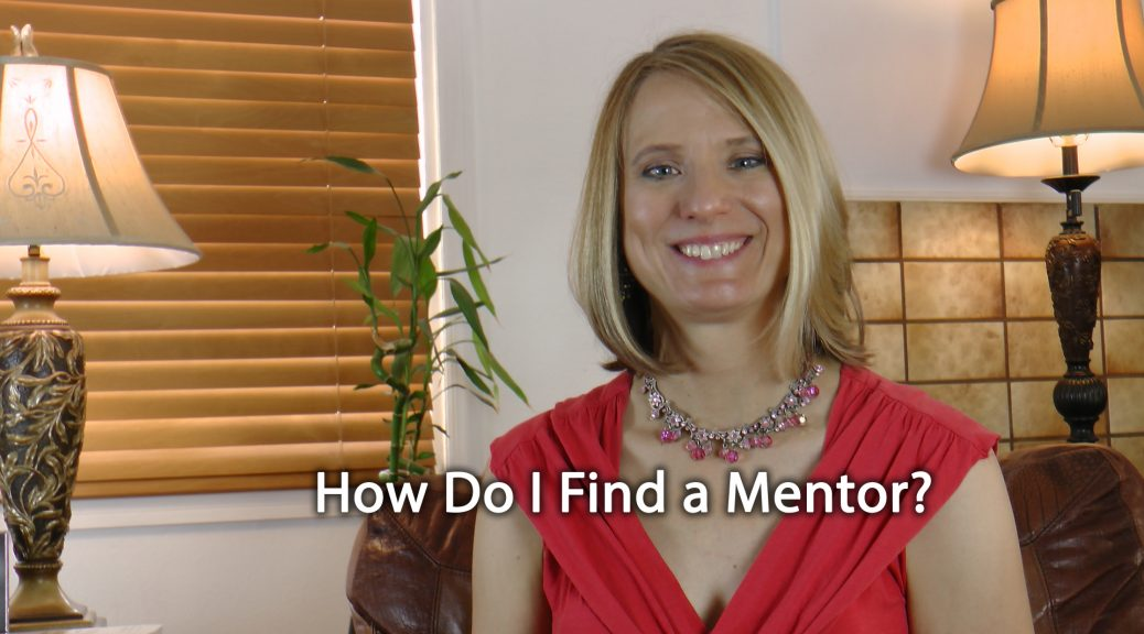 Video Flip It How Do I Find A Mentor
